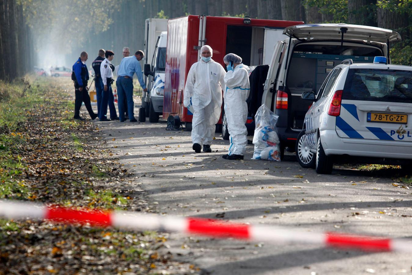 John Smidt 86 uit Axel werd eind oktober 2012 omgebracht.