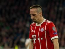 Duitse politie onderzoekt in auto filmende Ribéry