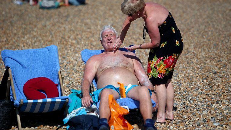 Waar letten we op bij het kopen van zonnebrand? Beeld Getty Images