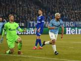 Agüero maakt 0-1 na blunder bij Schalke