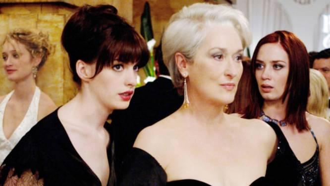 """Anne Hathaway: """"Ik was negende keus voor hoofdrol 'The Devil Wears Prada'"""""""