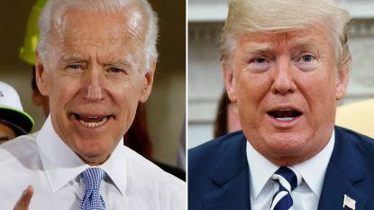 """Hoeveel kans maakt Joe Biden? """"Wie denkt dat Trump het al kan schudden, denkt beter nog eens"""""""