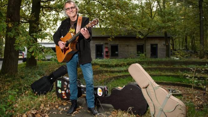 Muziek in zijn puurste vorm in Hengelose kampvuurkuil aan Vikkerhoekweg