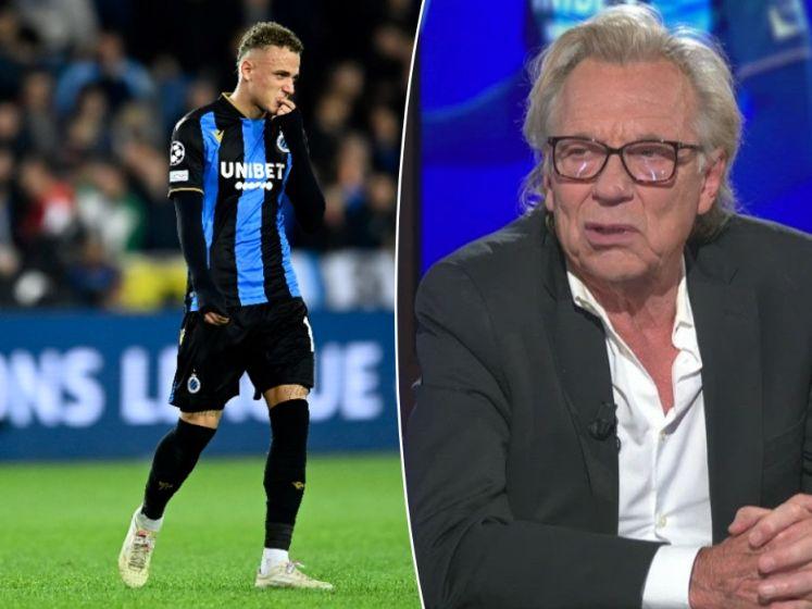 """Jan Mulder zag een """"schrijnend klasseverschil"""" tussen Club Brugge en Man City: """"Verdorie, als speler is dit toch moeilijk te verkroppen"""""""