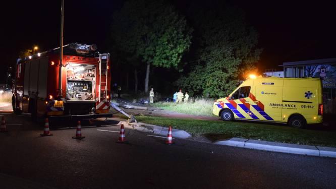 Automobilist gewond door ongeluk in Doetinchem