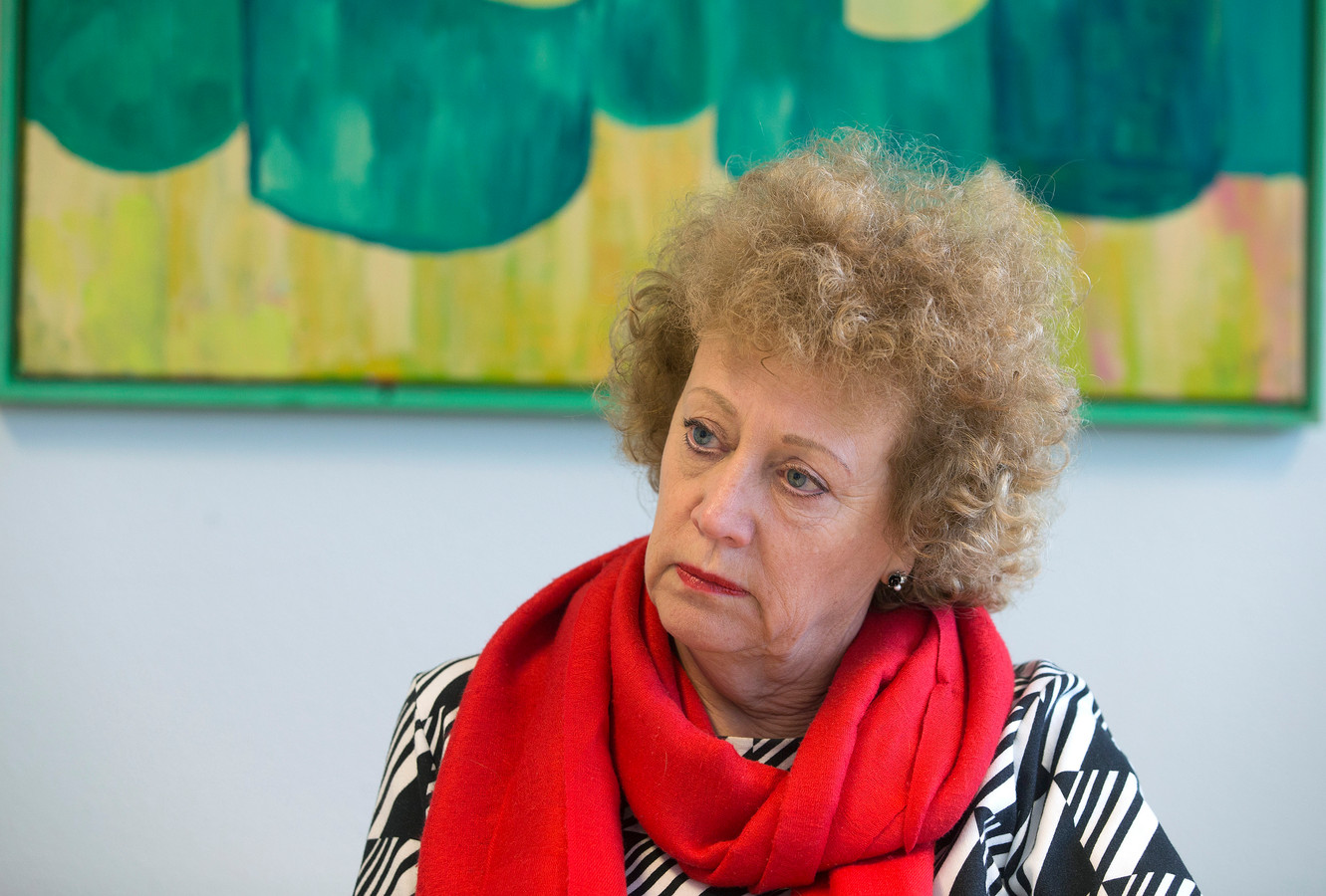 Betty Talstra is de directeur van sociale dienst Laborijn.
