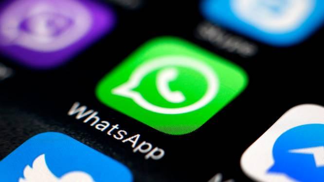 Opgelet: oplichters gebruiken nu ook WhatsApp om uw gegevens te stelen