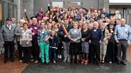 110 leden familie Lambrecht op reünie