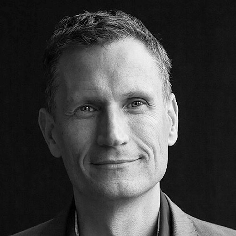 Michiel Kolman is vicepresident bij uitgever Elsevier en vicevoorzitter van stichting Workplace Pride. Beeld