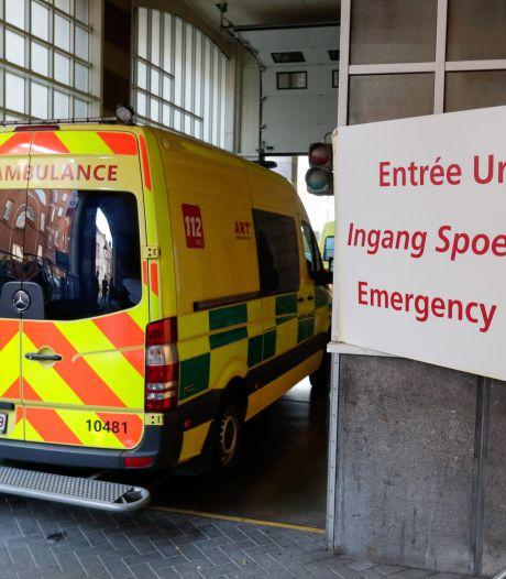 Les hôpitaux belges ne doivent plus être en phase 1A