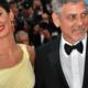 Fotografen maken 'eerste foto's' van Clooney-tweeling
