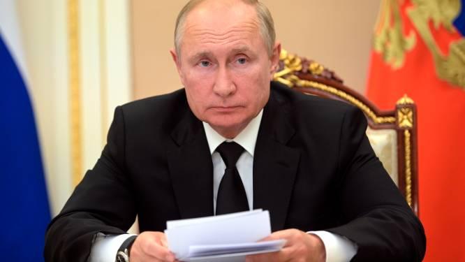 Poetin verlengt importverbod Europese voedingsproducten