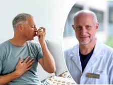 """Le souffle court? """"Il y a des gens qui ont de l'asthme sans s'en rendre compte"""""""