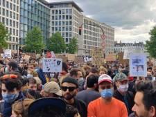 10.000 personnes manifestent à Bruxelles contre le racisme
