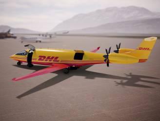 """DHL bestelt 12 elektrische vliegtuigen voor """"eerste elektrische express-netwerk"""""""