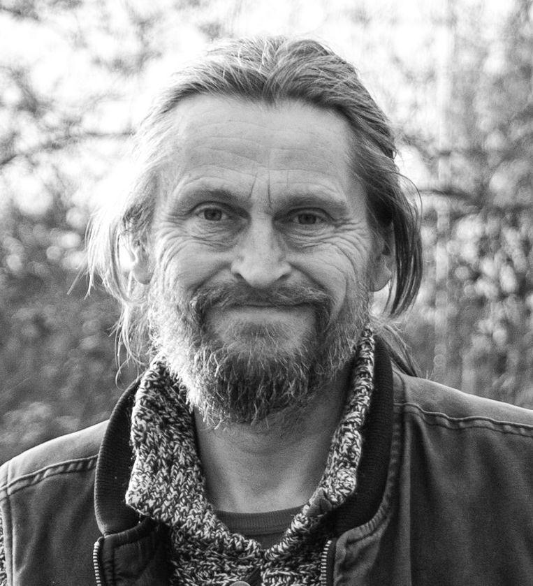 Menno Houtstra, oprichter van de Kaskantine Beeld