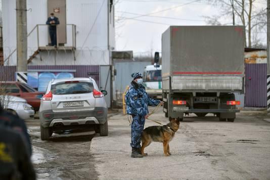 La colonie carcérale de Pokrov, à une centaine de kilomètres de Moscou