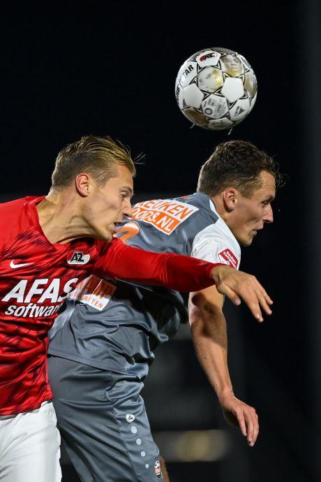 Samenvatting   Jong AZ - FC Volendam