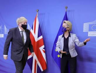 """Europese Commissie houdt vast aan Noord-Iers protocol: """"Beste manier om vrede en stabiliteit te beschermen"""""""