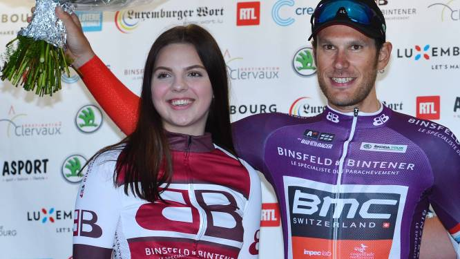 Drucker slaat dubbelslag in eerste rit Ronde van Luxemburg, Dupont sprint naar tweede plek
