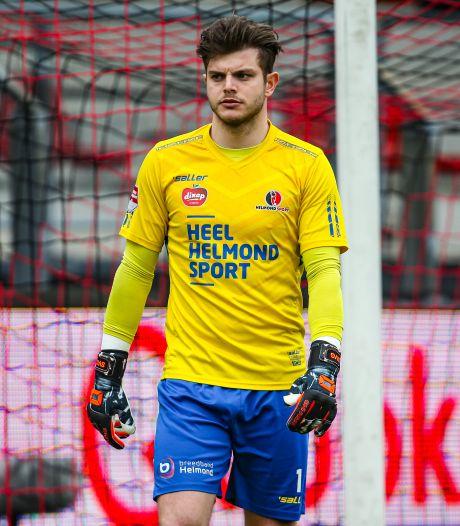 Trainer en doelman Helmond Sport pakken prestigieuze prijs