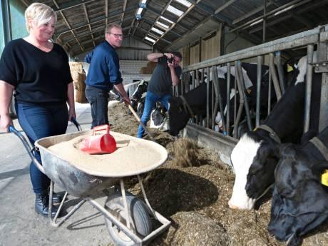 Arie nam een kijkje op de boerderij van Jan en Ingrid, het leverde een boek én een hechte vriendschap op