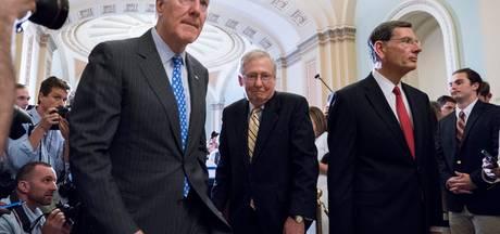 Hernieuwde poging om Obamacare te schrappen strandt in Senaat