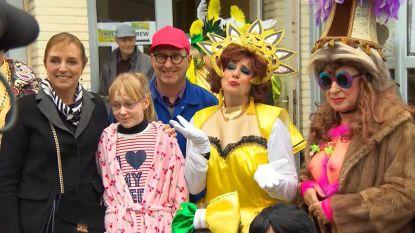VIDEO. De Kampioenen lopen mee tijdens Aalst carnaval