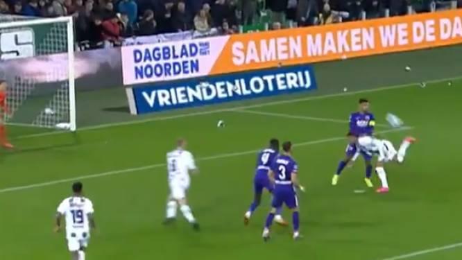 Absolute wereldgoal: Cyril Ngonge, ex-Club Brugge, slaat Nederland met verstomming met scorpion kick