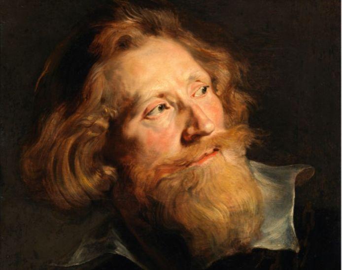 Eén van de tronies door het atelier Rubens.