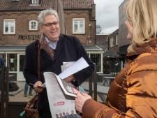 Henk Krol spreekt zich in Scherpenzeel uit tegen gedwongen herindeling: 'Kan ontzettend fout gaan'