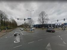 Geldropseweg in Eindhoven verliest rijbaan bij Augustinianum