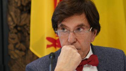 """Di Rupo: """"CD&V moet kiezen tussen eenheid en splitsing van het land"""""""