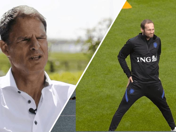 Frank de Boer over selectie: 'Zij moeten wel fit zijn'