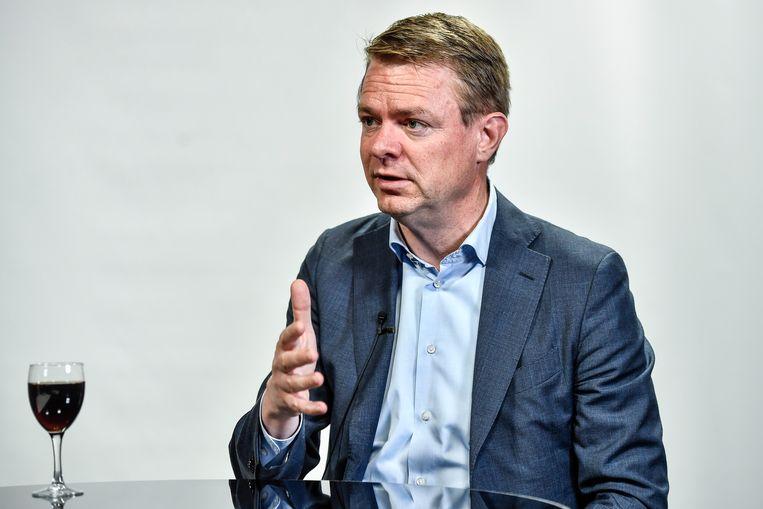 CD&V-Kamerlid Hendrik Bogaert, burgemeester van Jabbeke en oud-minister.