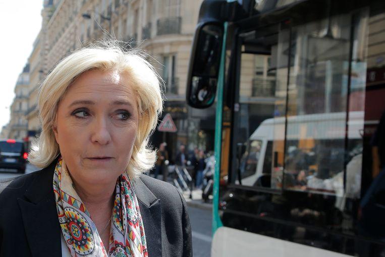 Marine Le Pen Beeld AP