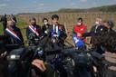 Le ministre français de l'Agriculure Julien Denormandie
