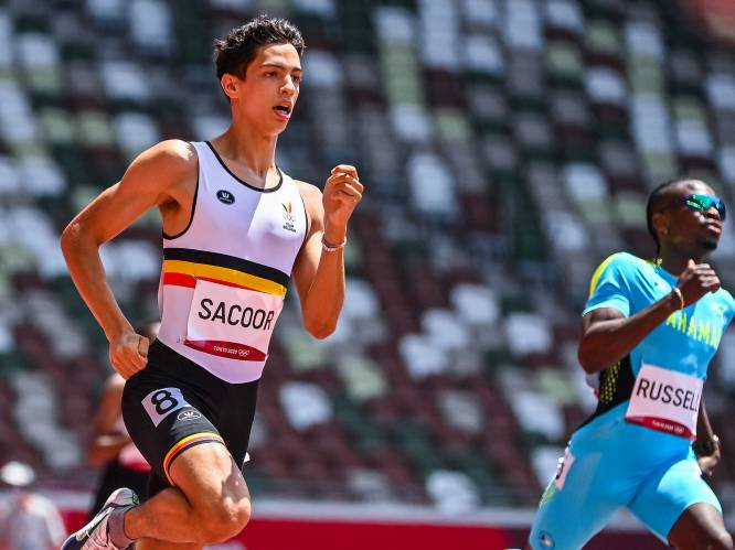 """Sacoor én Kevin Borlée rechtstreeks naar halve finales 400m: """"Het gevoel zit goed"""""""