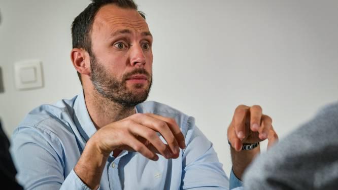 """Tomas Van Den Spiegel, grote man achter Vlaanderens mooiste, is plots crisismanager: """"De klap is hard, maar we raken hieruit"""""""