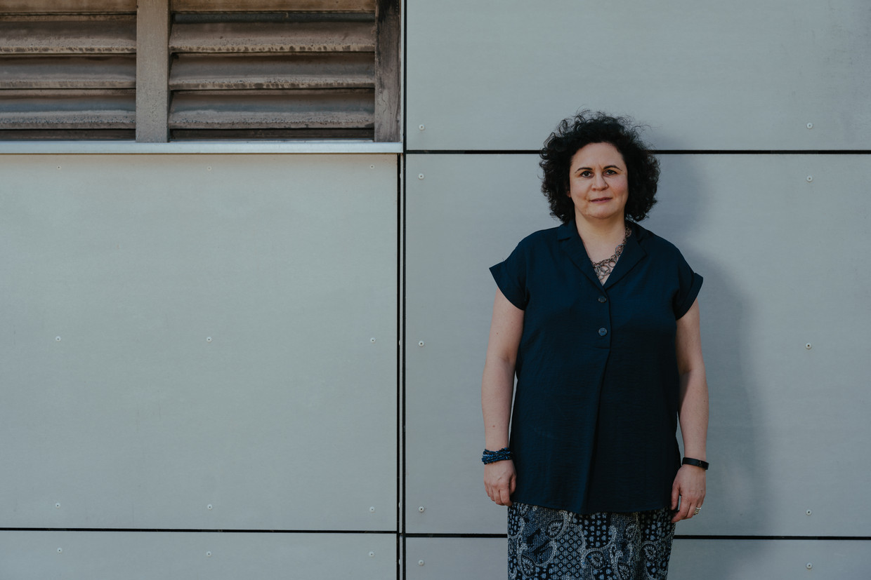 Ariane Bazan, psychologe en nieuwe expert in Celeval. 'De aanstelling kwam voor mij ook als een verrassing.' Beeld Damon De Backer