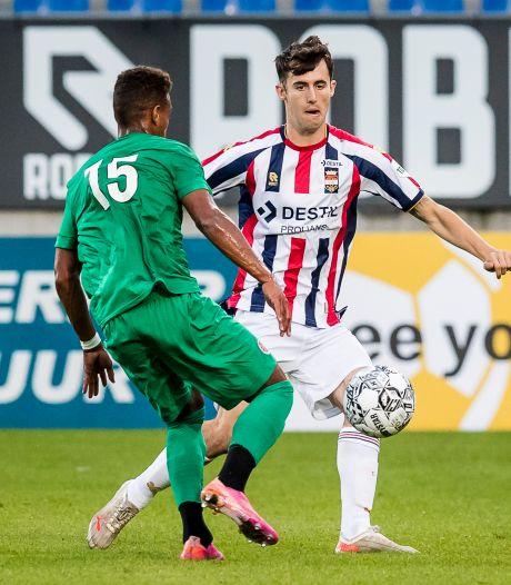 Willem II en FC Den Bosch doen uitgebreid zaken met elkaar