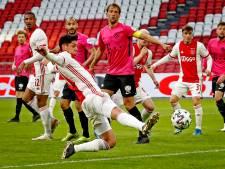 Ajax heeft FC Groningen dit weekend nodig voor titel na struikelpartij tegen FC Utrecht