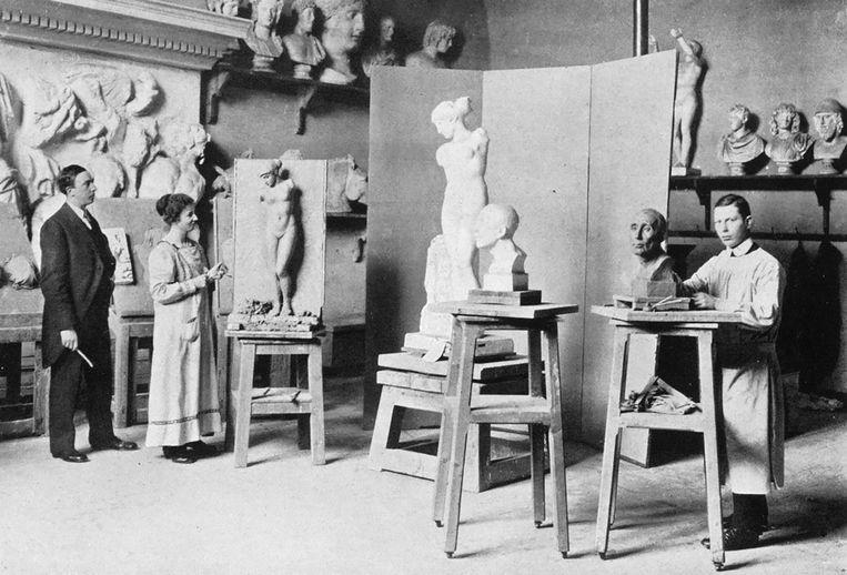 150 jaar Rijksakademie: een gespreid bedje voor kunsttalent