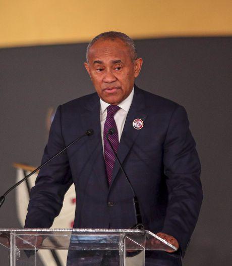 FIFA schorst baas Afrikaanse voetbalbond voor 5 jaar