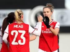 Miedema niet te stoppen bij Arsenal: zes goals en vier assists