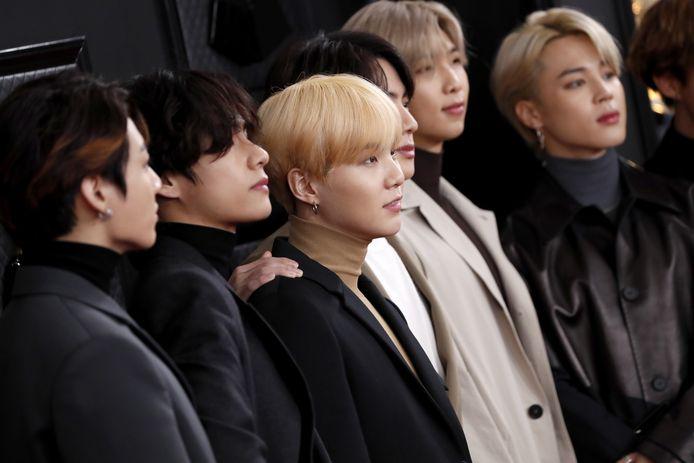 De populaire Zuid-Koreaanse band BTS heeft enkele optredens geannuleerd.