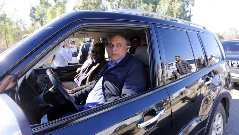 Gouverneur Talal Barazi van Homs. (archieffoto) Beeld AFP