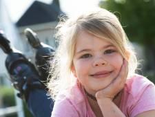 Esmee (8) heeft veel fantasie: 'Ik droom dat ik kan transformeren in een draak, hond of tijger'