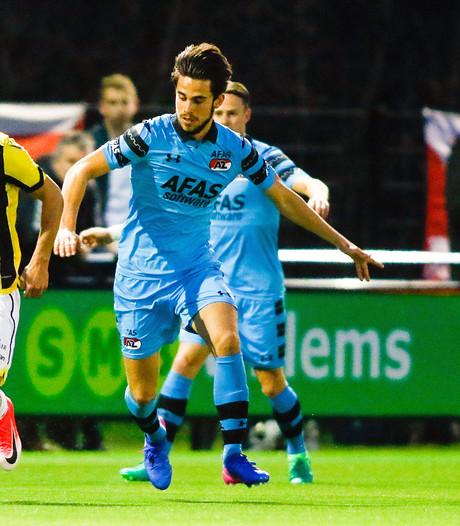 Goal in 93ste minuut voorkomt titel Jong AZ