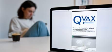 La plateforme QVAX victime d'un nouveau bug